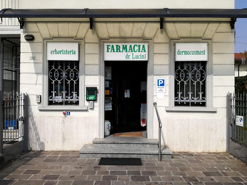 Farmacia Lucini - Bonate Sotto